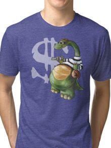 Dino Robber T Tri-blend T-Shirt