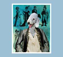 Bedlington Terrier Art - Baron Unisex T-Shirt