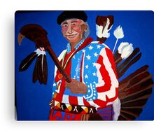Elder 7 Canvas Print