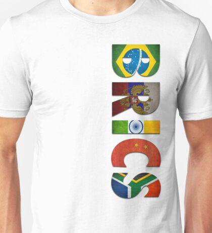 The B.R.I.C.S. Unisex T-Shirt