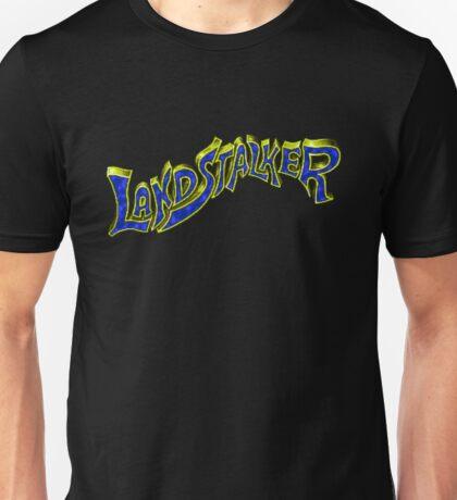 Landstalker - SEGA Genesis Title Screen Unisex T-Shirt