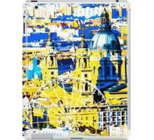 Budapest: Basilica and the Eye - in colour  iPad Case/Skin