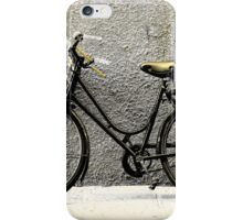 "Bicycle ""Alimentari"" iPhone Case/Skin"