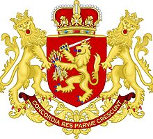Coat of Arms of the Dutch Republic (1665-1796) by PattyG4Life
