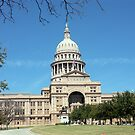 Texas State Capitol Building - Day by Dave Martin