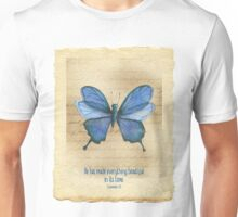 Everything Beautiful Butterfly Unisex T-Shirt