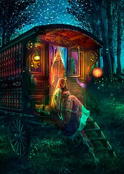 Gypsy Firefly by Aimee Stewart