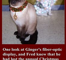 Fred and Ginger by Kate Morris