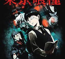 Kaneki Ken Cover by GeekyAlliance