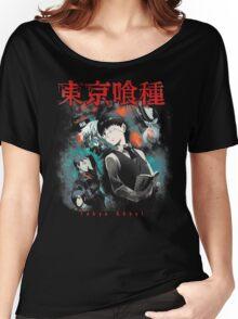 Kaneki Ken Cover Women's Relaxed Fit T-Shirt