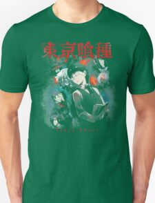 Kaneki Ken Cover T-Shirt