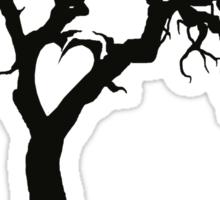 Subtle Love of Nature Sticker