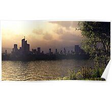 Skyline Lake Poster