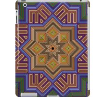 tribal abstract stripped geometric iPad Case/Skin