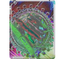 Hot Chilies in Glass Bowl iPad Case/Skin