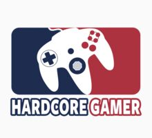 Hardcore Gamer by Game-Nation