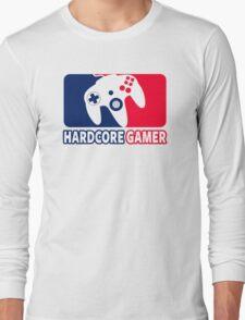 Hardcore Gamer Long Sleeve T-Shirt