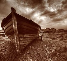 Old Boats by Edward Bentley