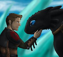 Supernatural x HTTYD AU by jhnconstantine