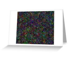 color lines Greeting Card