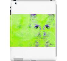 Reptile Girl iPad Case/Skin