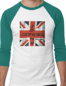 Jonny Dongel Record Cover Men's Baseball ¾ T-Shirt