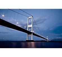 Severn Bridge Photographic Print