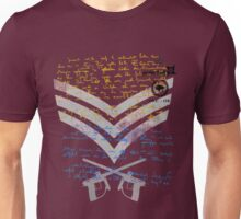 Paintball Stripes Unisex T-Shirt
