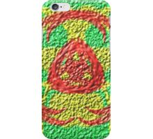 Abstract trendy pattern iPhone Case/Skin