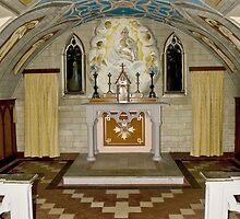 The Italian Chapel by Terry Mooney