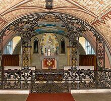 The Italian Chapel mk2 by Terry Mooney