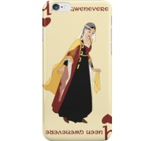 Camelot Cards iPhone Case/Skin