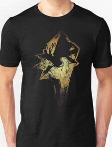 Final Fantasy IX logo grunge T-Shirt