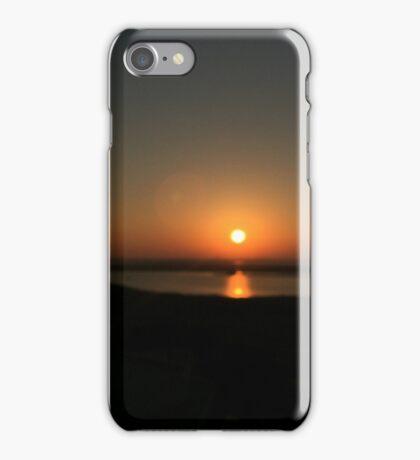 UAE SUNSETS iPhone Case/Skin