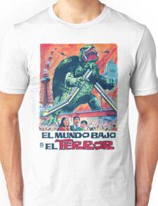 El Mundo Bajo El Terror Unisex T-Shirt