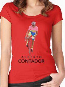Alberto Women's Fitted Scoop T-Shirt