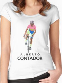 Alberto Women's Fitted Scoop T-Shirt