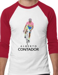 Alberto Men's Baseball ¾ T-Shirt