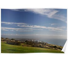 Eastbourne Overview Poster