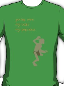 The Lord of the Rings inspired valentine (1/3). T-Shirt