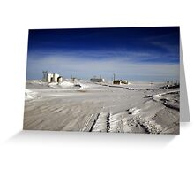 Welcome to Antarctica??? Greeting Card