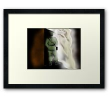 A Place For Everyone Framed Print