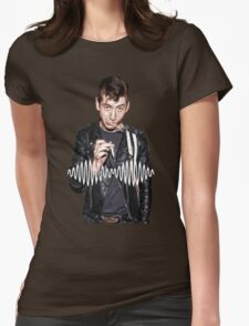 Alex Turner - Tribute To Arctic Monkeys  Womens Fitted T-Shirt