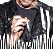 Alex Turner - Tribute To Arctic Monkeys  Sticker