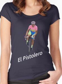 El Pistolero Women's Fitted Scoop T-Shirt
