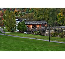 New York's Adirondack region VII Photographic Print