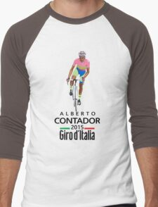 Giro 2015 Men's Baseball ¾ T-Shirt