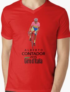 Giro 2015 Mens V-Neck T-Shirt