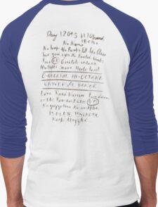 Mad Max - High Octane Men's Baseball ¾ T-Shirt