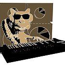 Blindskunk - Keyboard - PopArt by blindskunk
